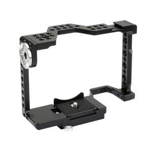 CAMVATE Cage Caméra avec pleine rapide Relâcher le ARRI Rosette pour Sony a7 II, A7R II, A7S II, III a7, A7R III, série a9 c1996