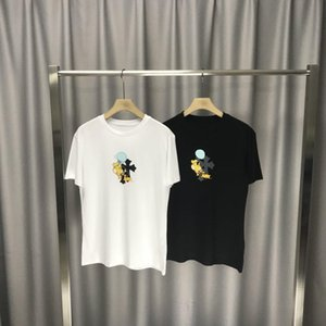 Men's Designer T Shirt Men's Women's High Quality Casual Short Sleeve Me43n's Hip Hop T Shirt A33