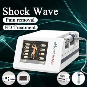 2020 Protable extracorporea Shock Wave fisioterapia dolore sollievo Shockwave macchina terapia portatile Othopaedics Shock Wave Therapy