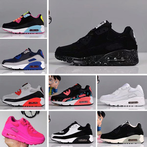Children #039;s Shoes Kids classic vt Boys & Girls Running Shoes Black Red White Sports Trainer Cushion Surface Breathable Size Eur 28-35
