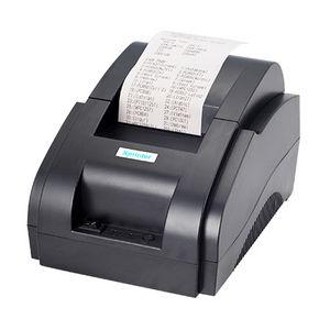 100% original de alta velocidade usb porta 58mm térmica recibos pirnter pos impressora de baixo ruído mini impressora t8190622
