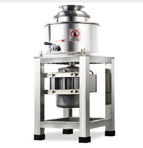 Yüksek kapasiteli 1.5-8kg / saat Yüksek verim ticari köfte çırpıcı balık eti kıyma makinesi köfte makinası kıyılmış domuz eti