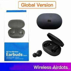 Airdots TWS Wireless Bluetooth 5.0 Earphones Stereo Bass with Mic Handsfree Internation Version