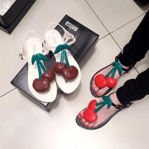 Chaud Sale-2019 New Melissa Sandales Femmes Chaussures Confortable Sandales plates Melissa Jelly Chaussures Femmes Sandales High