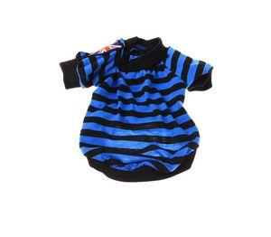 1PCS Fashion New Arrival Stripe Cloth For Dog Soft Cotton Spring Summer T-Shirt Pet Striped Shirt Cloth