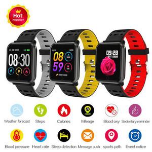 Smart Watch P11 per Apple Watch Telefono Android Impermeabile Cardiofrequenzimetro Pressione sanguigna Uomo Donna Sport Smartwatch