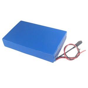 su geçirmez şarj edilebilir 52V ebike piller 3A şarj Ücretsiz gönderim 2000W güce 300W 30AH Yüksek kapasite paketi