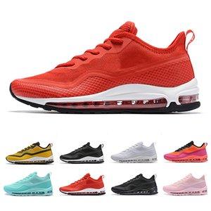 Nouvelle arrivée Gym Rose Orange Sequent Femmes Hommes Chaussures de course Rouge Triple Noir Jaune en plein air Entraînement sportif entraîneurs des hommes Chaussures de sport 36-45