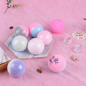100G Big Size Casa Idratante Bolla Bagno Bath Bomb Balls Tipo Aromaterapia Body Cleaner Handmade Bombe di sale da bagno regalo