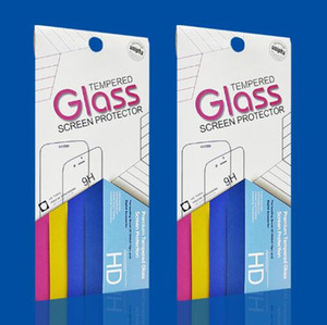 Empty Retail Package Boxes Packaging Pack for Premium Tempered Glass Screen Protector for iphone XR XS Max X 8 Plus Samsung S7 Egde