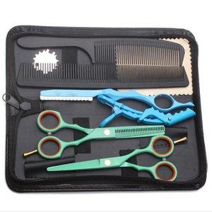 Hair Cutting Scissors Suit 5.5