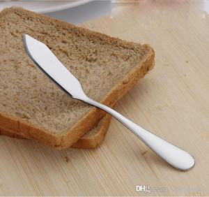 Tüm paslanmaz çelik tereyağı bıçağı Çok amaçlı peynir bıçağı reçel tereyağı cake spatula Ev mutfak gereçleri