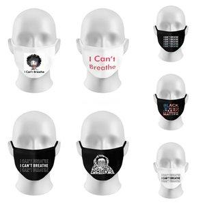 Moda algodón Antil 3 capas a prueba de polvo Diseñador Carta mascarilla de filtro Pm2 5 Niños Máscaras Pantalla facial sin válvula # 334