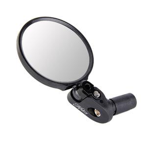 Manubrio Fine Bike specchio lente d'acciaio in bicicletta posteriore dello specchio retrovisore Accessori della bicicletta a Mountain Road Bike