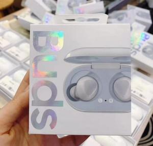 Marca Stereo TWS auricolari con caricatore Box Galaxy germogli Bluetooth Cuffie A + Qualità auricolare Cuffie 3D