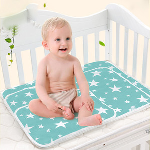ARLONEET Newborn Changing Pads covers Portable Diaper Changing Pad Waterproof Baby Change Mat Bed Pad Play Mat CO22