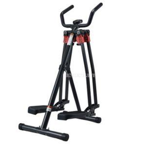 Professionelle Fitness Stepper Stepping Machine Mit Handlauf Twist Dünne Beine Taille Gewichtsverlust Indoor Heimtrainer