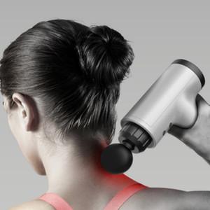 Fascial Gun Leg Deep Vibration Muscle Body Relaxation Electric Gun Fitness Equipment Massage Hammer Shock Pain Relief Massager