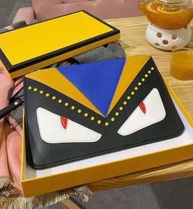 Çerçeve 28cm ile En 3A kaliteli cüzdan moda çanta çanta yaratıcı karikatür deri çanta cüzdan bayan çantası