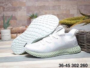 2019 Nouveau AlphaEdge 4D Ltd 4D Chaussures de sport Hommes Femmes Blanc Noir Sneaker Chaussures de ville Taille: 36-45