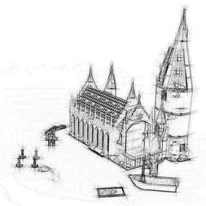 16052 هاري بوتر الفيلم الجديد متوافق مع 75954 هوجورتس قلعة القاعة الكبرى مجموعة بناء كتل لعب الاطفال 69503 هدايا عيد الميلاد