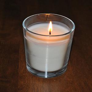 100 قطعة / الوحدة 12 سنتيمتر kaarsen كانديل velas زجاج شمعة جرة الفتيل الأساسية الملحقات مع علامات التبويب الرزاق ل diy جعل ديكور المنزل