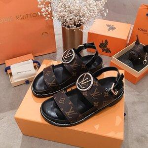20sbL11 women sandals Flat sandals flip flops causal slippers girls tian blooms print slide sandals unisex outdoor beach flip flops