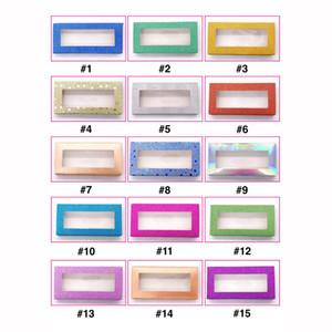 2 stile scatole di imballaggio regalo 3D, più colori CONFEZIONAMENTO per i giocattoli piccolo regalo confezioni scosmetic XD22770