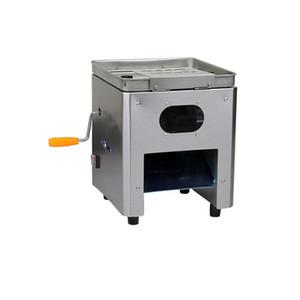 Бесплатная доставка коммерческая Полноавтоматическая электрическая ручная мясорубка Slicer Cutter Small Household Meat Slicer измельченное мясо