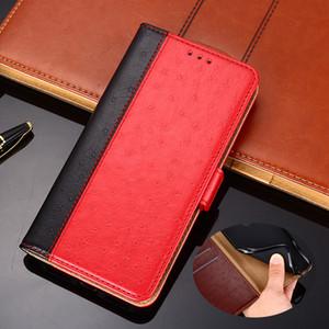 Carteira Retro Negócios Livro Vintage Flip Phone Case for Vivo Y51 Y53 Y85 Y71 Y81 Y83 Y97 V11 V11I Y93 IQOO iQOO Neo Y11 S5