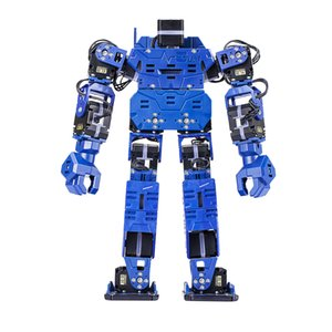 27cm My Robot Zeit LINE-Core-M Graphical Programmierbare Humanoid Robot Educational Robot Kit High-Tech-Spielzeug Weiß