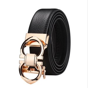 2020 designers belts luxury belts for men big buckle belt top fashion mens or women leather belts wholesale free shipping