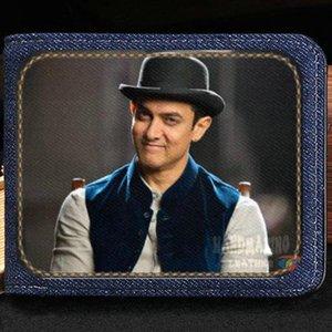 Portefeuille Aamir Khan Porte-monnaie Hussain Star India