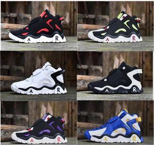 2020 nouvelle couleur Top Qualité Hommes Femmes Chaussures de basket-ball Barrage mi QS Multi - couleur mashup HyperGrape formateurs Sport Sneakers Taille 40-45