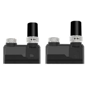 2 pezzi / confezione OVANTY Falcon Pod Cartridge 1.8ml Atomizzatore Serbatoio per OVANTY Falcon Pod Cotone / Ceramica Coil Authentics
