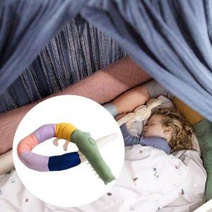 185cm nouveau-né pare-chocs Clôture bébé Chambre Décoration Crocodile Poupée Jouet Lit bébé Circumference Lit Bumpers Pillow