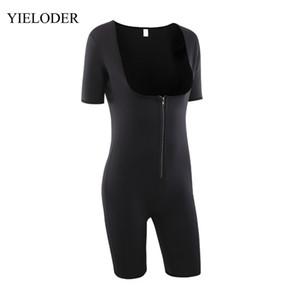 YIELODER Kadınlar Vücut Şekillendirici İç Fajas Bel Zayıflama bodysuit Giyim Body Shaper Korseler Shapewear 013