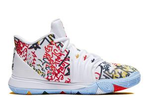 Nike Kyrie 5 2020 고품질 올스타 Kyrie 5 보관할 고소 신선한 핫 세일 무료 배송 어빙 5 농구 신발 싼 저장소 크기 40-46