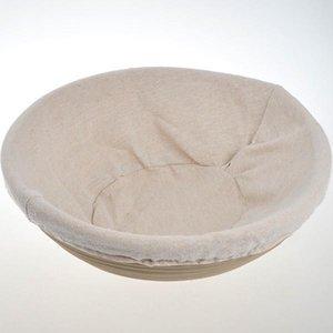 Round Banneton Brotform Bowl Shape Bread Proofing Proving Rising Rattan Baskets Brotform Bowl Shape