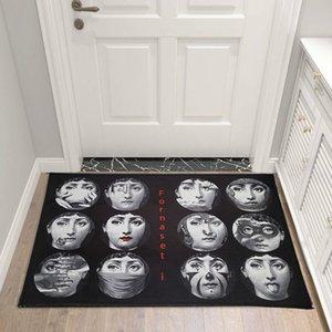 lina Salon Koridor Erişim Banyo Nordic Ev Kapalı Yatak Başucu Halı Yolluk Mutfak Tatami Kilim Y200527 Welcome