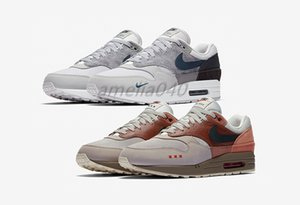2020 new arrive NIKE air max 1s men and women sneakers running shoes airmax 1