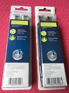 Heißer Verkauf Zahnbürste Heads Pro Standard 4 Aufsteckbürsten HX6064-65 95 Kopfzahnbürste weiß / schwarz
