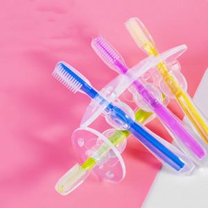تدريب الرضع سيليكون فرشاة أسنان الطفل لينة العناية بالفم فرشاة الأسنان فرشاة الأسنان الرعاية الصحية للأطفال M085