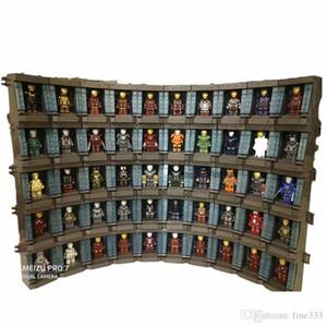 Mini Raum Iron Man Mini Figuren 56 Modelle Machine Building Blocks Marvel 4 Unendlichkeit War End Game Iron Man Thanos Blocks Spielzeug Kompatibel