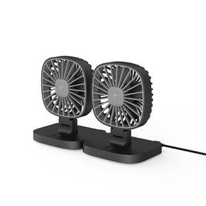 Araba Kamyon Low için Düşük Gürültü Elektrik Fan Soğutucu Yaz Fan Araba Kamyon Gürültü Elektrik Cooler Yaz