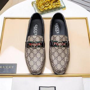 Iduzi italiano moda uomo in pelle scarpe da barca punta arrotondata elegante in pelle di qualità Mens Dress Flats Shoes Oxford Shoes For Men