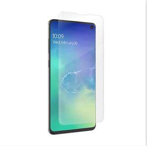 Para S10 5G VERSIÓN para Samsung Galaxy S10 5D Cobertura total de huellas dactilares desbloquear SIN AGUJERO Vidrio templado sin DHL