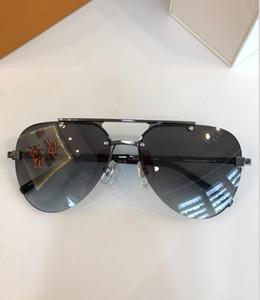 Новая мода женщины солнцезащитных очков, LV1201 мужчины солнцезащитных очков простые и щедрые мужчины ВС очки открытых очков UV400 защиты с футляром