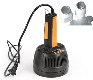 220 Ручной электромагнитной индукции запайки Пластиковый колпачок бутылки Sealer 20-100mm алюминиевой фольги укупорки