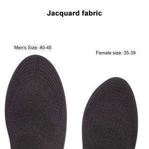1 пара обуви Pad 4D Memory Sponge ортопедические аксессуары стельки ортопедическая пена памяти спортивная поддержка вставка подошвы ног Pad